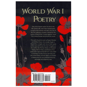 World War 1 Poetry, [Product Type] - Daves Deals
