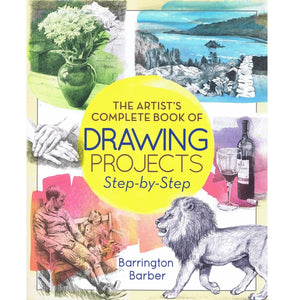 The Artists Complete Book of Drawing Projects, [Product Type] - Daves Deals