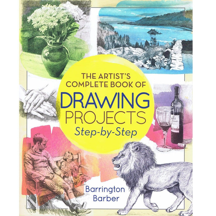 The Artists Complete Book of Drawing Projects