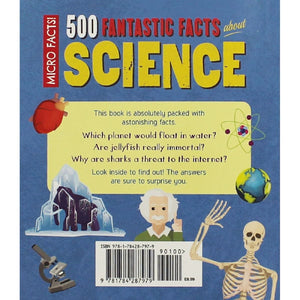 500 Fantastic Facts About Science, [Product Type] - Daves Deals