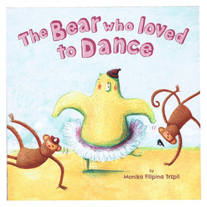 The Bear Who Loved To Dance, [Product Type] - Daves Deals