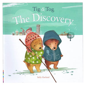 Tig and Tog - The Discovery, [Product Type] - Daves Deals