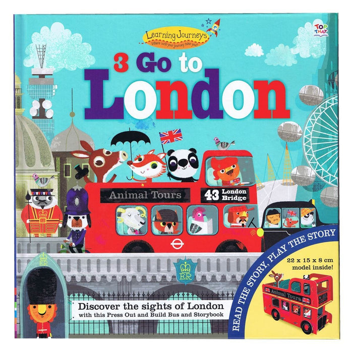 3 Go To London