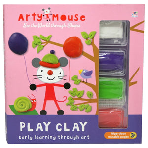 Arty Mouse Play Clay, [Product Type] - Daves Deals