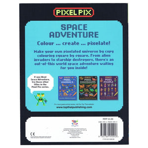 Pixel Pix Space Adventure, [Product Type] - Daves Deals