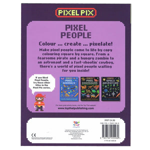 Pixel Pix Pixel People, [Product Type] - Daves Deals