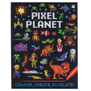 Pixel Pix Pixel Planet, [Product Type] - Daves Deals