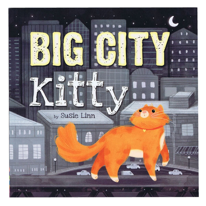 Big City Kitty