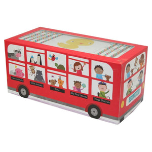 Little Library Red Bus, [Product Type] - Daves Deals