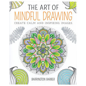 The Art of Mindful Drawing - By Barrington Barber, [Product Type] - Daves Deals