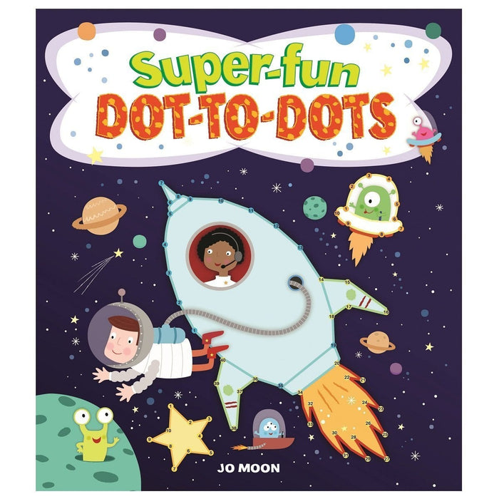 Super-Fun Dot-To-Dots