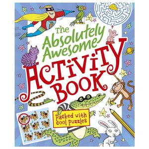The Absolutely Awesome Activity Book, [Product Type] - Daves Deals