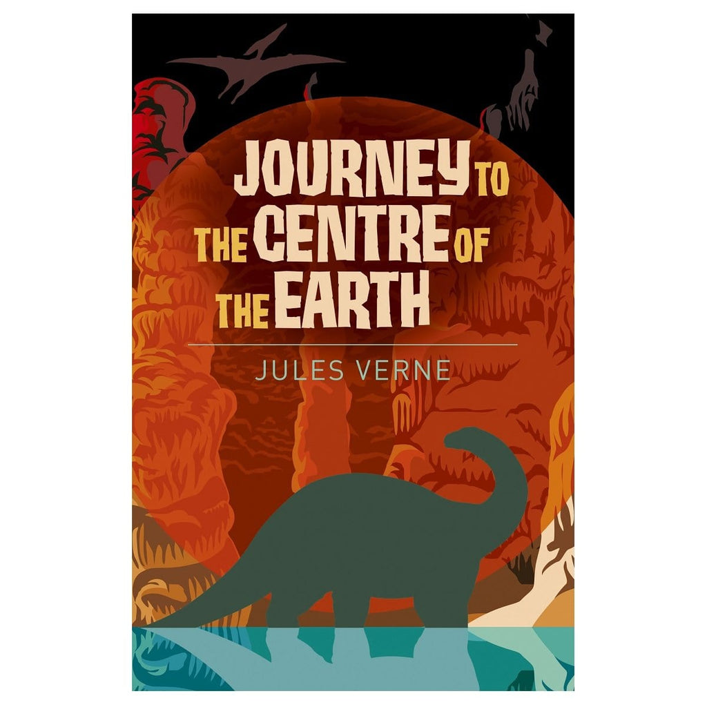 Journey To The Centre Of The Earth, [Product Type] - Daves Deals
