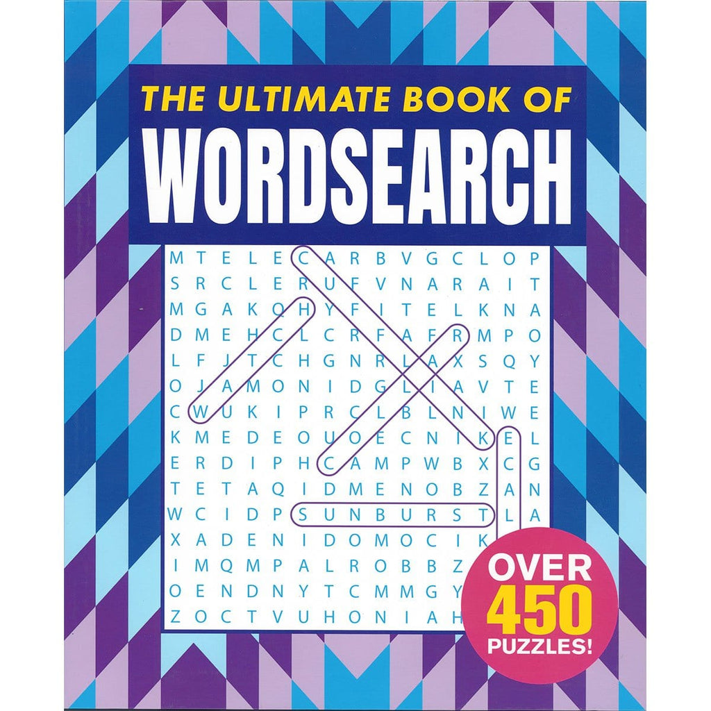 The Ultimate Book of Wordsearch, [Product Type] - Daves Deals
