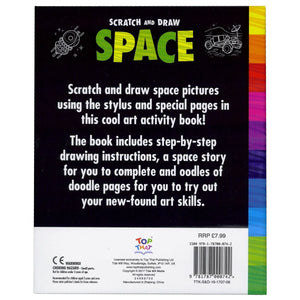 Scratch And Draw Space