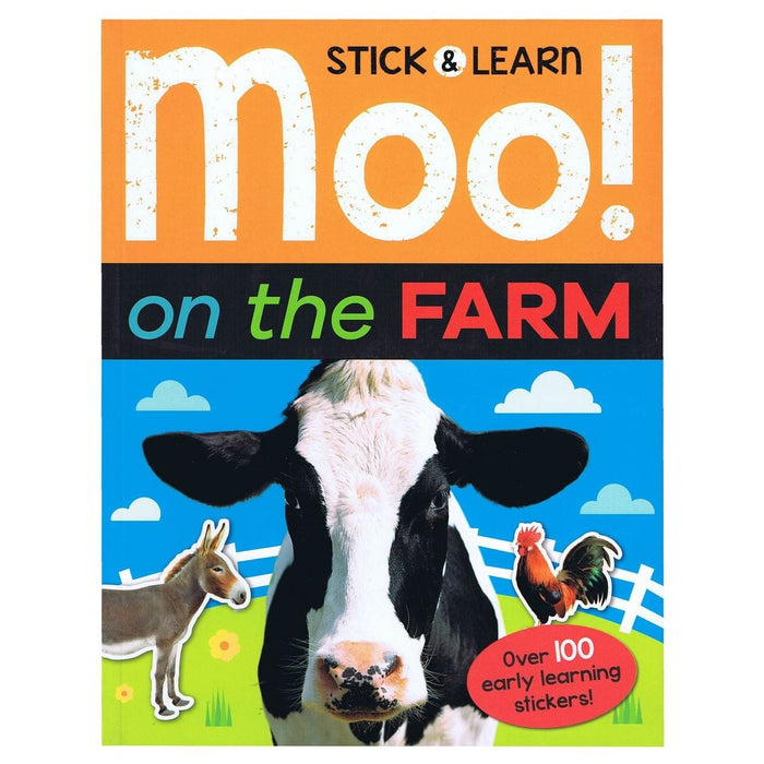 Stick & Learn Moo! On The Farm
