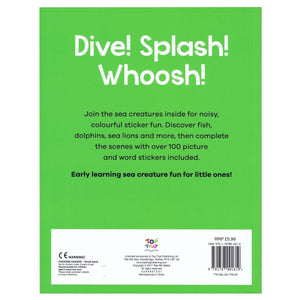 Stick & Learn Splash! Under The Sea, [Product Type] - Daves Deals