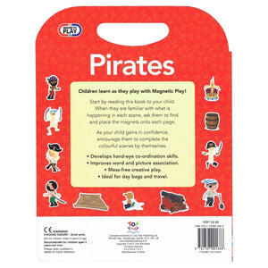 Magnetic Play Pirates