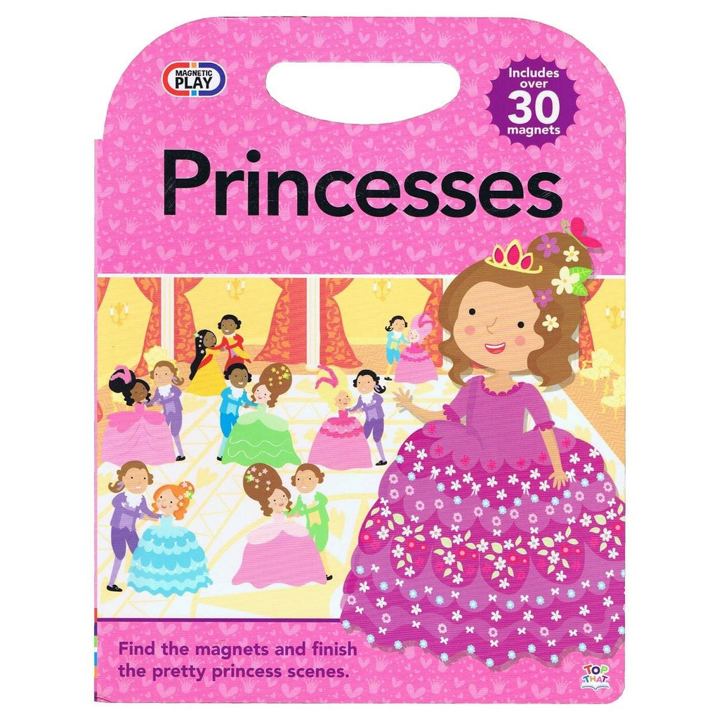 Magnetic Play Princesses