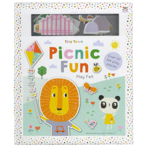 Tiny Town Picnic Pun Play Felt, [Product Type] - Daves Deals