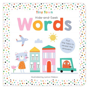 Hide-and-Seek Words, [Product Type] - Daves Deals