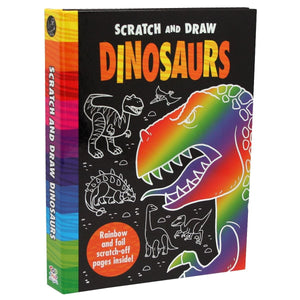 Scratch & Draw - Dinosaurs, [Product Type] - Daves Deals