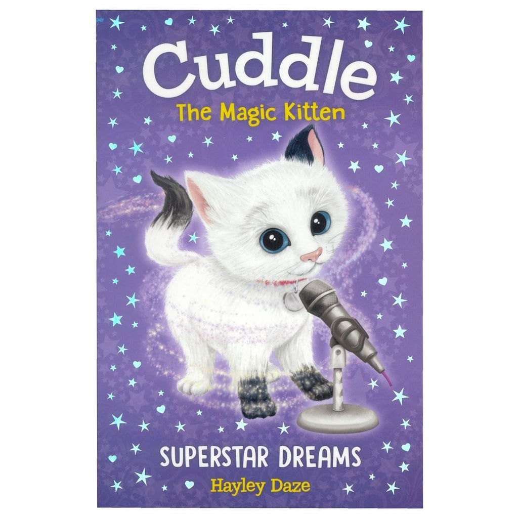 Cuddle the Magic Kitten: Superstar Dreams