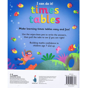 I Can Do It! Times Tables, [Product Type] - Daves Deals