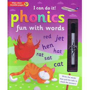 I Can Do It! Phonics Fun With Words, [Product Type] - Daves Deals