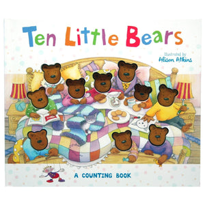 Ten Little Bears - A Counting Book