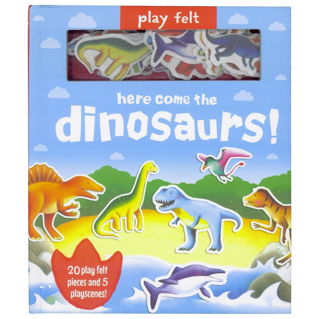 Here Come the Dinosaurs