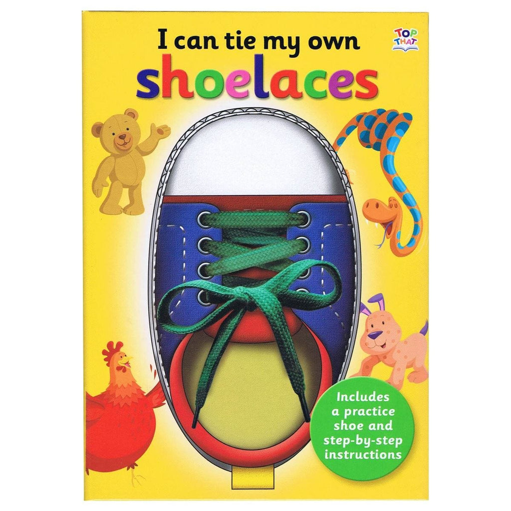 I Can Tie My Shoelaces, [Product Type] - Daves Deals
