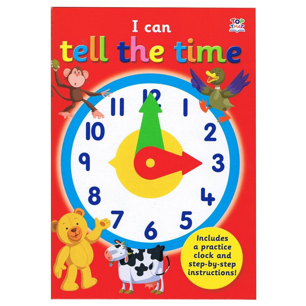 I Can Tell The Time