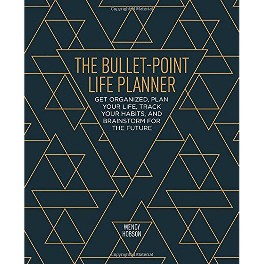 The Bullet-Point Life Planner, [Product Type] - Daves Deals