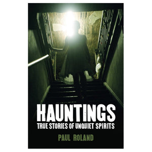 Hauntings - True Stories Of Unquiet Spirits, [Product Type] - Daves Deals