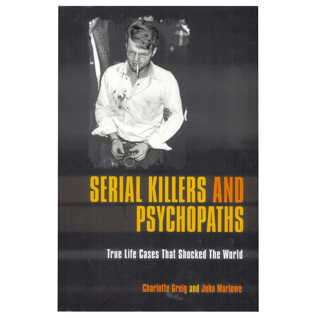 Serial Killers And Phsycopaths - True Life Cases That Shocked The World - Daves Deals