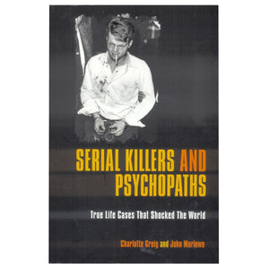 Serial Killers And Phsycopaths - True Life Cases That Shocked The World, [Product Type] - Daves Deals