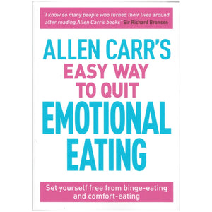 Allen Carr's Easy Ways to Quit Emotional Eating, [Product Type] - Daves Deals