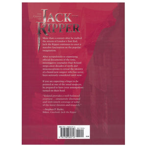 The Crimes Of Jack The Ripper, [Product Type] - Daves Deals