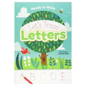 Let's Trace Letters, [Product Type] - Daves Deals