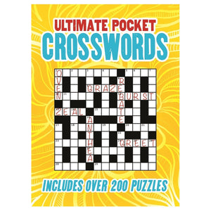 Ultimate Pocket Crosswords, [Product Type] - Daves Deals