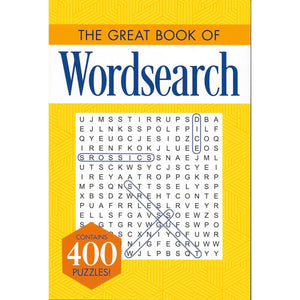 The Great Book of Wordsearch, [Product Type] - Daves Deals