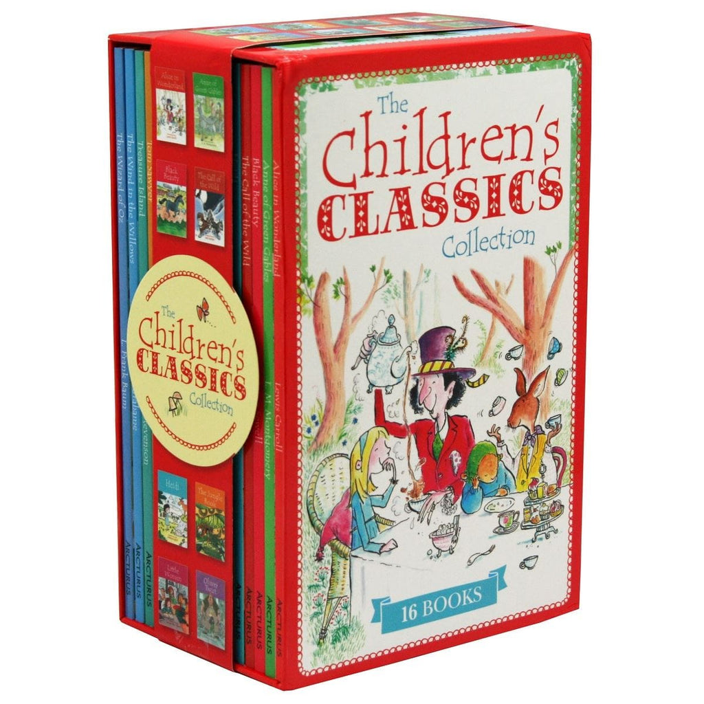 The Children's Classics Collection 16 Book Set