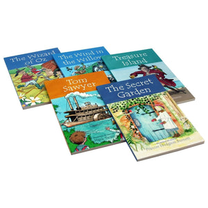 The Children's Classics Collection 16 Book Set, [Product Type] - Daves Deals