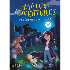 Maths Adventures, [Product Type] - Daves Deals