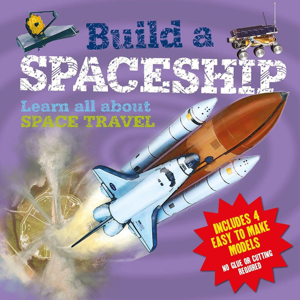 Build a Spaceship, [Product Type] - Daves Deals