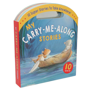 My Carry-Me-Along Stories 10 Book Set - Daves Deals