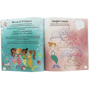 Magical Mermaid Activity Book