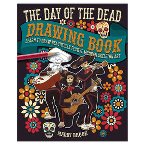 The Day of the Dead Drawing Book, [Product Type] - Daves Deals