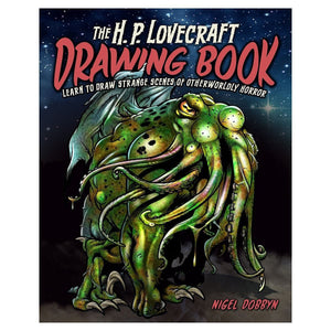 The H.P. Lovecraft Drawing Book, [Product Type] - Daves Deals